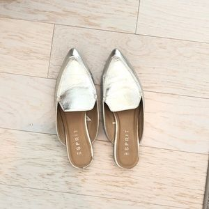 Esprit mules shoes